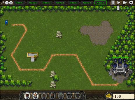 Бета версия игры