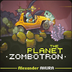 Обложка The Planet Zombotron