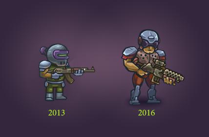 Старый-новый персонаж